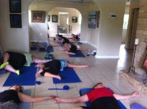 Farmers Market All Levels Yoga - Casselberry Art House